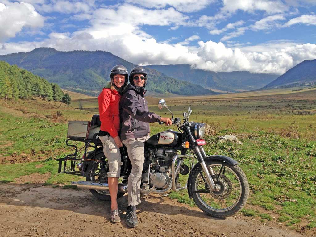 バイク・ツアー