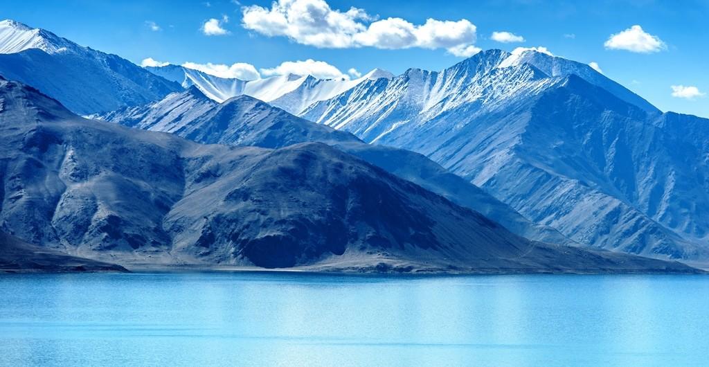 Ladakh Pangong Tso - 8 days