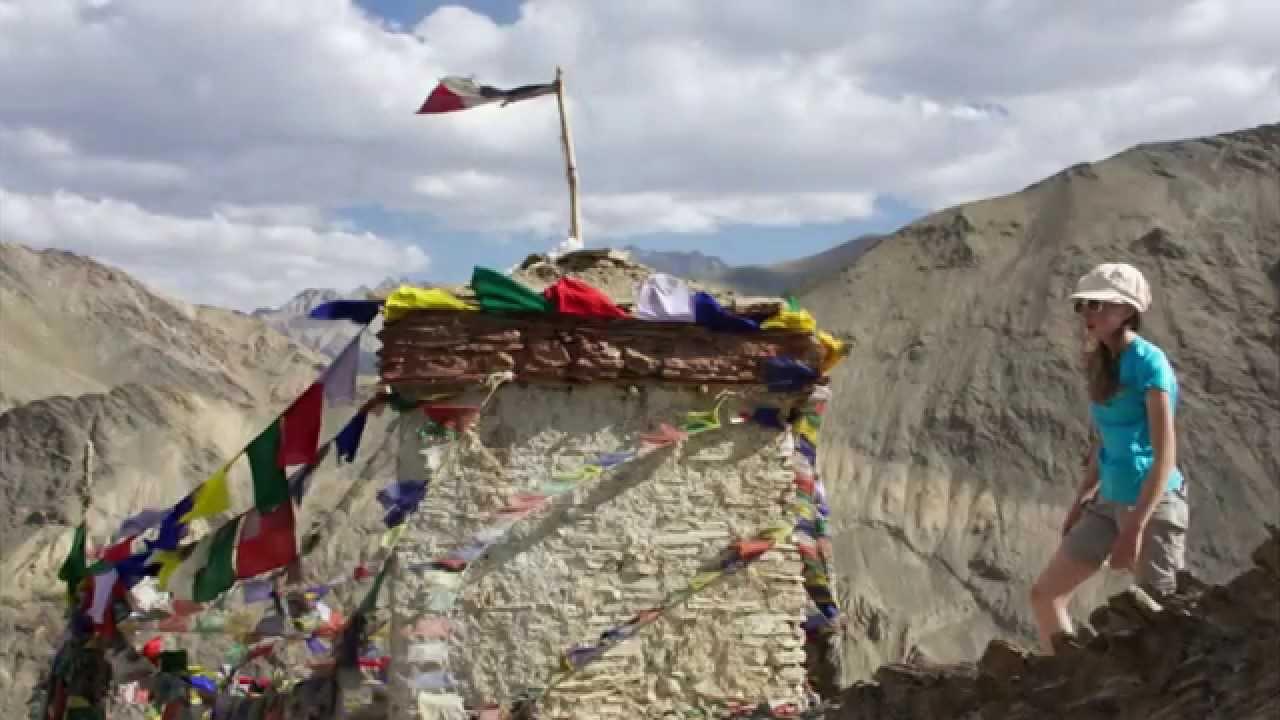 Hemis - Padum via Charchar La(Jung Lam) - 12 days