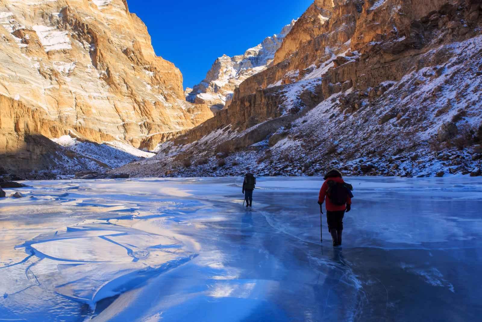 Chadar Lingshed - Tongday Trek - 20 days