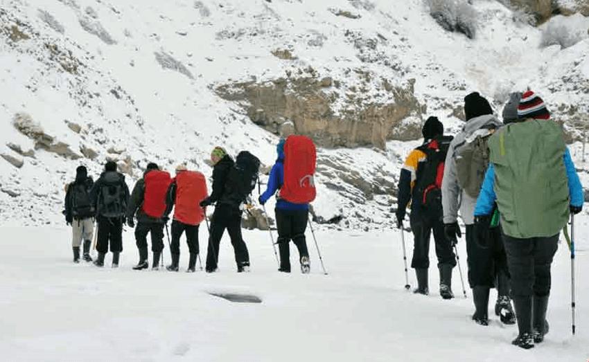 Chadar Tibb Gyalpo Trek - 9 days